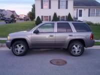 Biggest Tire For Lifted Trailblazer And Wheel Spacers Question