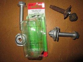 55157 Dorman Fuel Tank Strap Hardware Kit