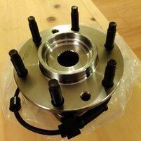Kinetic 515031 Wheel Bearing Hub Assembly