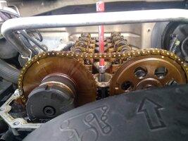 Kent Moore J-44217-45 Timing Chain Holder Trailblazer Envoy